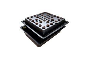 Amazon 32, aeroponický systém pro 32 rostlin