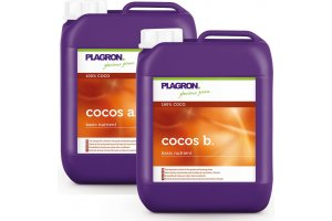 Plagron Cocos A+B, 10L, ve slevě