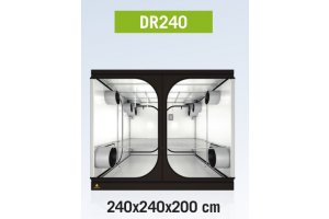 DARK ROOM 240 Rev 2,50- 240 x 240 x 200 cm, vrácené