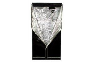 HOMEBOX 1.8, 100 x 100 x 180 cm, stříbrný, vrácené